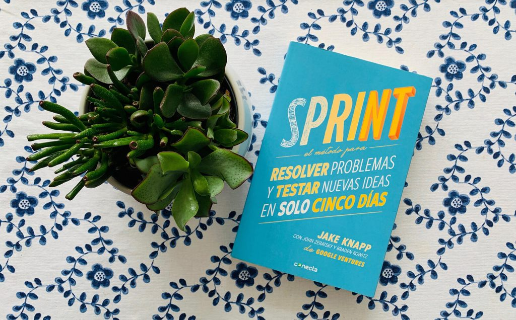 Sprint por Jake Knapp.